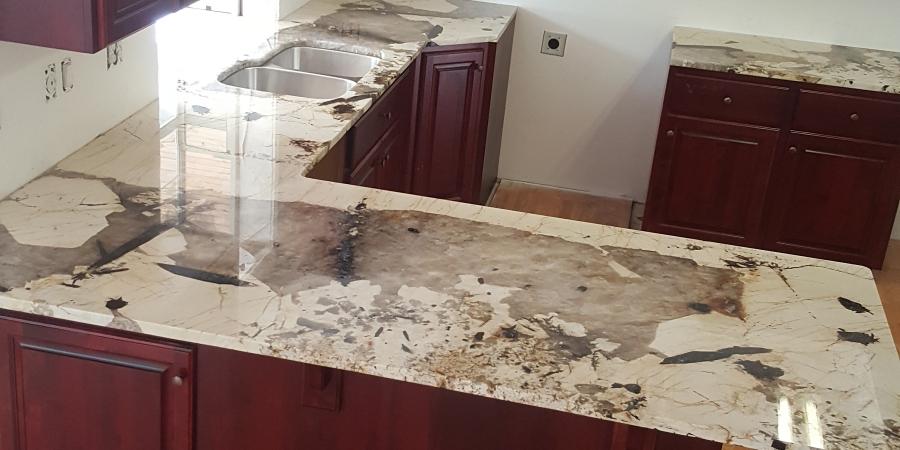 Countertop Installation, Sealing, And Polishing Natural Stone Countertops